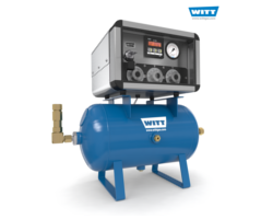 WITT gas mixing unit