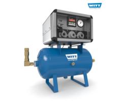 WITT gas mixing unit