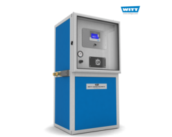 Gas mixing system by WITT